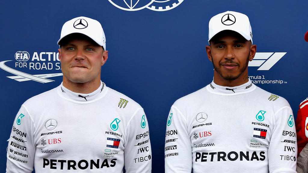 Valtteri Bottas möchte von Lewis Hamilton keine Geschenke haben