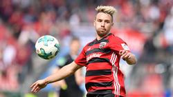 Thomas Pledl vom FC Ingolstadt fällt rund zwei Wochen aus