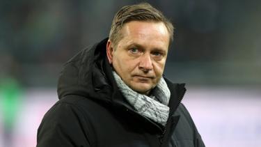 Horst Heldt hat Ärger am Hals