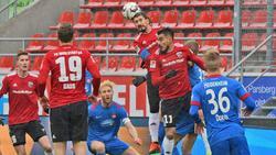 Kein Sieger zwischen Ingolstadt und Heidenheim