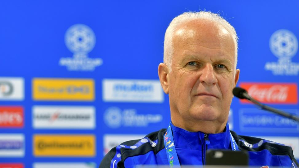 Schwere Vorwürfe gegen Bernd Stange