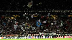 Volles Haus vermeldet die Eintracht gegen Benfica