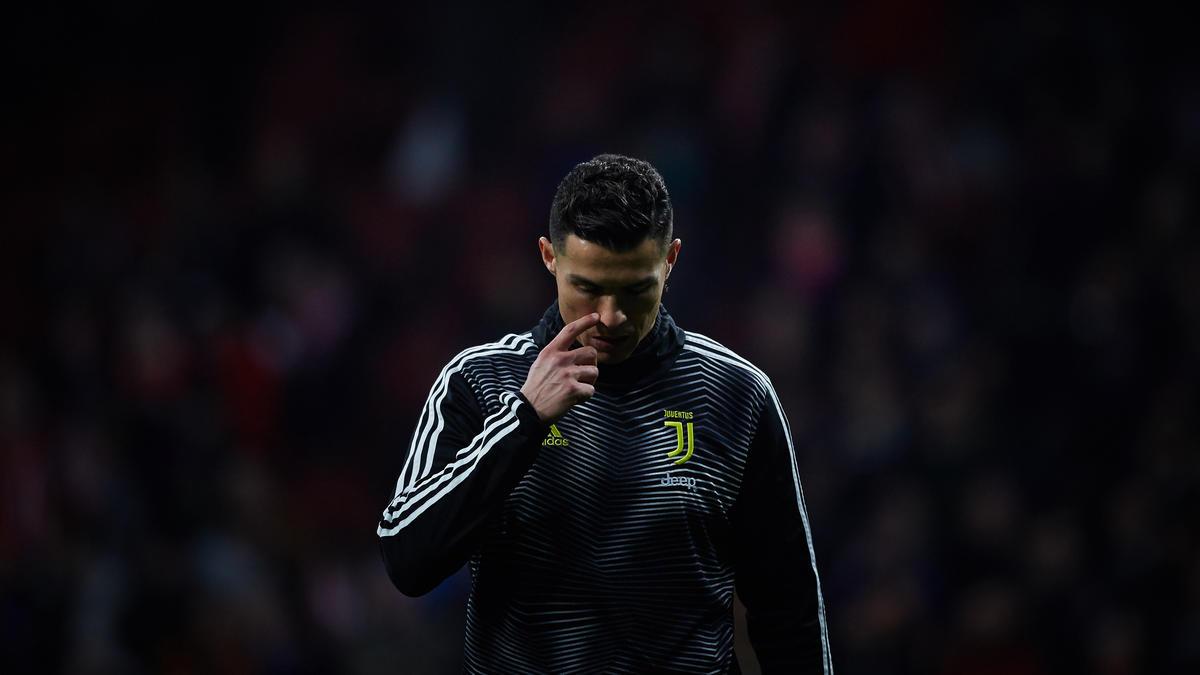 Cristiano Ronaldo und Juventus droht das Champions-League-Aus