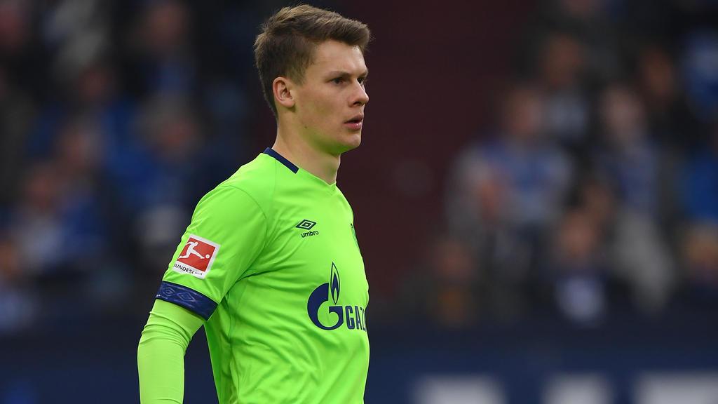 Alexander Nübel wird immer häufiger mit dem FC Bayern in Verbindung gebracht