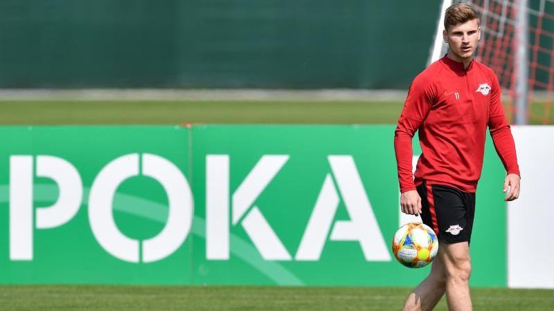 Timo Werner steht noch bei RB Leipzig unter Vertrag