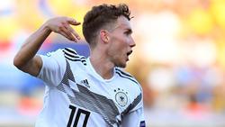 Luca Waldschmidt könnte Historisches erreichen