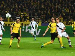 Prijovic trifft gegen Dortmund