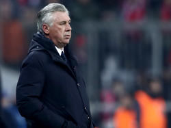 Carlo Ancelotti wurde nach Spielende in Berlin bespuckt