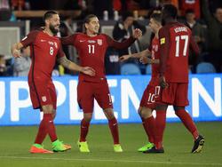 Die US-Boys greifen gegen Panama nach dem nächsten Sieg