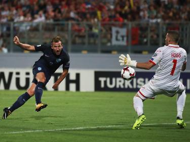 Kane erzielte zwei Treffer gegen Malta