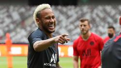 Bleibt Neymar doch bei Paris Saint-Germain?