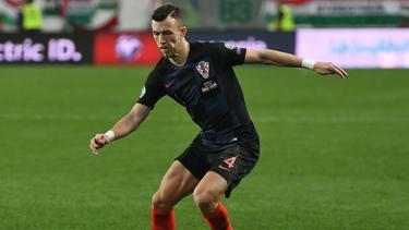 Ivan Perisic bringt Kroatien auf EM-Kurs