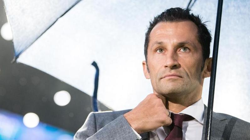 Hasan Salihamidzic darf sich über Lob aus der Chefetage des FC Bayern freuen