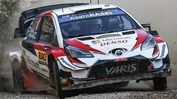 Ott Tänak ist Rallye-Weltmeister des Jahres 2019