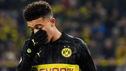 Verlässt Jadon Sancho den BVB in naher Zukunft?