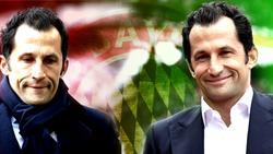 Hasan Salihamidzic zeigt beim FC Bayern zwei Gesichter