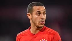 Thiago soll mit seiner Rolle beim FC Bayern unzufrieden sein