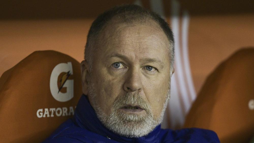 Palmeiras-Trainer Mano Menezes muss nach der Niederlage gegen Flamengo seinen Hut nehmen
