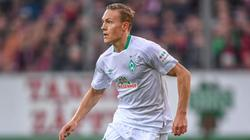 Erneut verletzt: Werders Ludwig Augustinsson