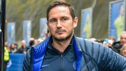 Lampard en un partido del pasado enero.