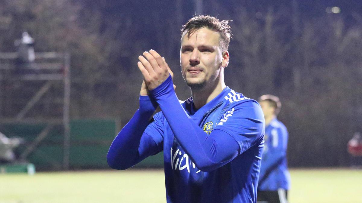 Christopher Schorch spielte schon bei Real Madrid, dem 1. FC Köln und Hertha BSC