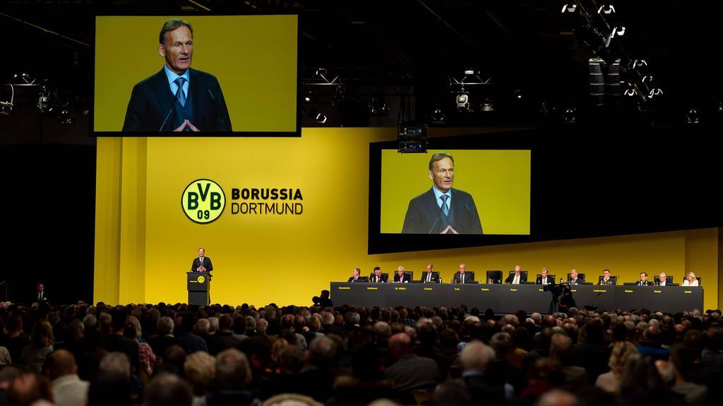 Zieht BVB-Geschäftsführer Hans-Joachim Watzke die richtigen Schlüsse?