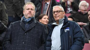 Bei Hertha BSC wird es keine Kündigungen geben