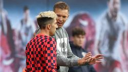 Julian Nagelsmann könnte Kevin Kampl gegen Freiburg zum Comeback verhelfen