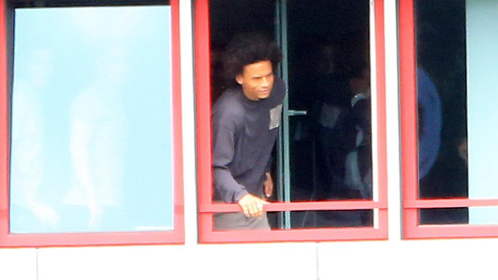 Leroy Sané spielt künftig für den FC Bayern