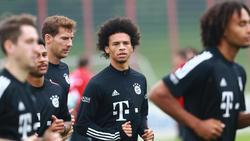 Leroy Sané verletzte sich im Spiel gegen Hoffenheim
