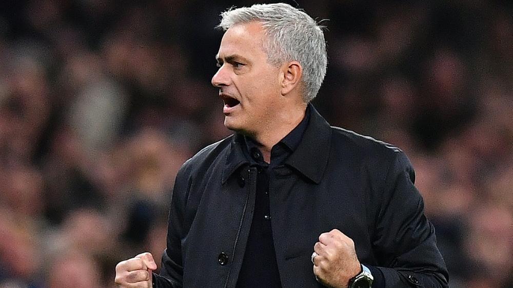 José Mourinho durfte zwei späte Tore bejubeln