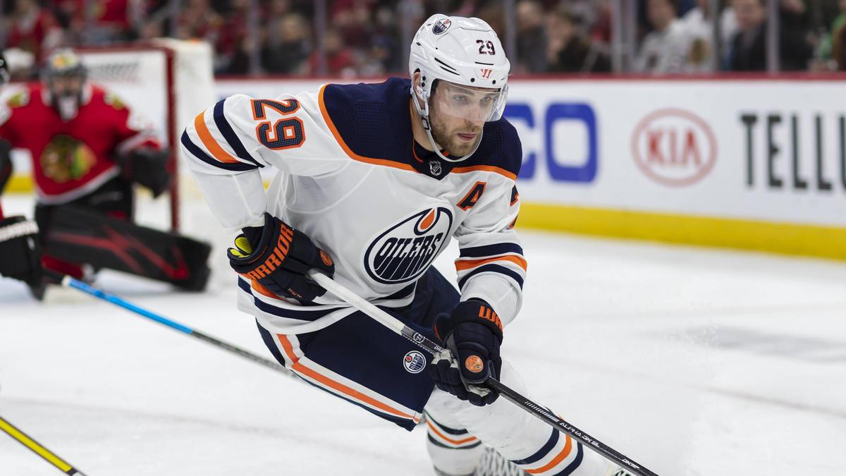 Leon Draisaitl schreibt Eishockey-Geschichte