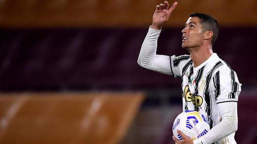 Ronaldo wird das Duell mit Messi verpassen