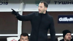 Domenico Tedesco bleibt vorerst in Russland