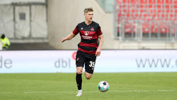 Noel Knothe fehlt dem 1. FC Nürnberg