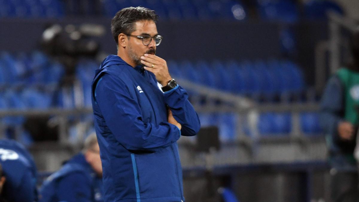 David Wagner hat die Krise beim FC Schalke 04 kommen sehen
