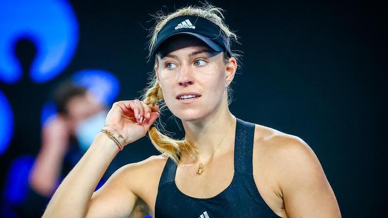 Tritt bei den Tennis-Turnieren in Doha und Dubai an: Angelique Kerber