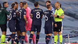 PSG zeigt sich schockiert von den Umgangsformen, die Björn Kuipers pflegte