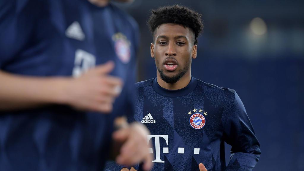 Verlässt Kingsley Coman den FC Bayern?