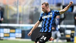 Christian Eriksen hat wohl keine Zukunft bei Inter Mailand