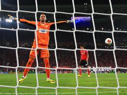 Sevillas Matchwinner im letzten Jahr: Keeper Beto