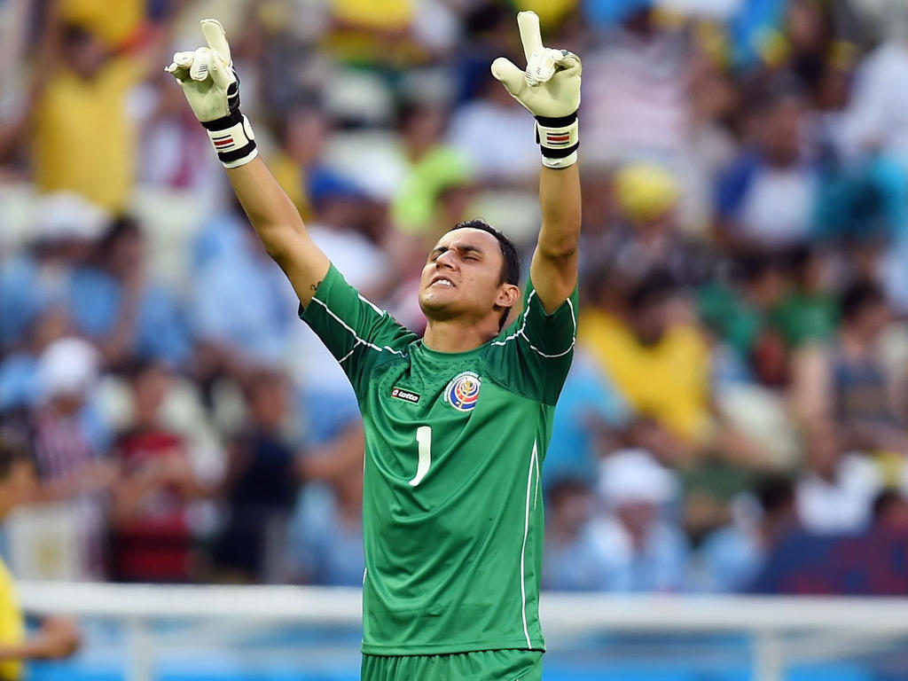 85c2141ba World Cup » News » Inspired Navas keeps Costa Rica believing in miracles