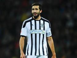 Leandro zog sich die Verletzung am achten Spieltag gegen Erzgebirge Aue zu