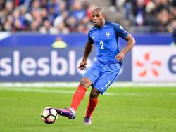 Sidibé con la camiseta de Francia en 2016. (Foto: Getty)