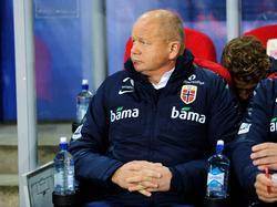 Høgmo fing sich mit Norwegen sogar ein Gegentor gegen San Marino