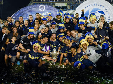 Boca ha conseguido el título de liga. (Foto: Getty)