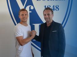 Sebastian Maier wechselt zum VfL Bochum (Bildquelle: twitter.com/vflbochum1848)
