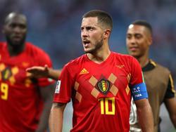 Eden Hazard ist mit Belgien gut in die WM gestartet
