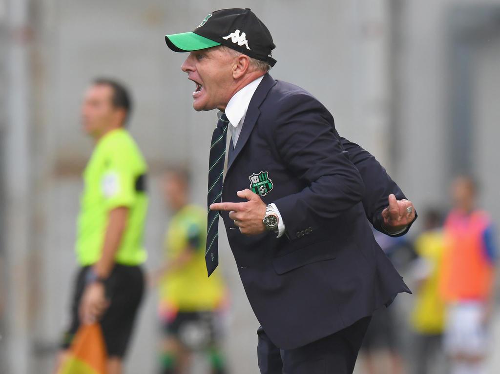 Giuseppe Iachini legt sein Amt nieder