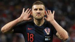 Ante Rebic will den WM-Titel mit Kroatien erringen